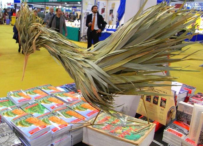 Osvaldo, mascotte al Salone del Libro di Torino 2013, guarda il mio nuovo libro ALBERI MAESTRI del Piemonte e della Valle d'Aosta