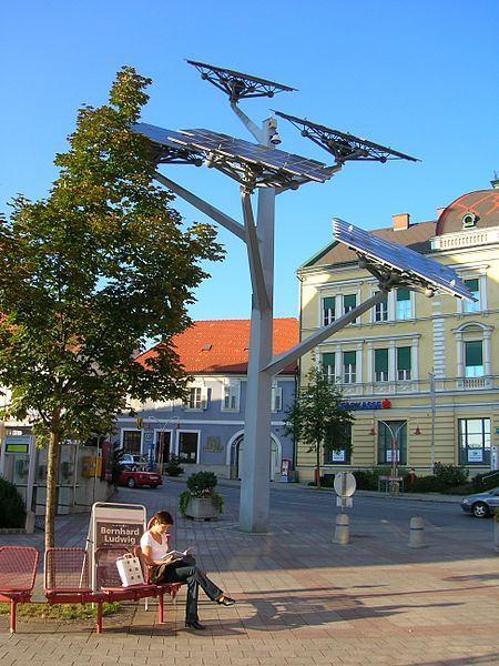 Gleisdorf_Solarbaum