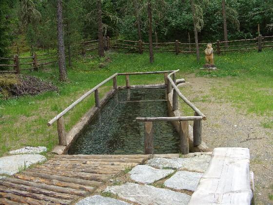 vasca per idroterapia