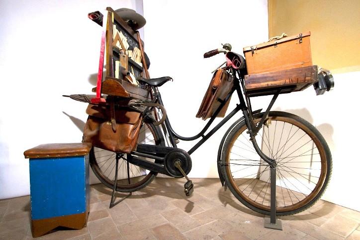 bicicletta del maestro