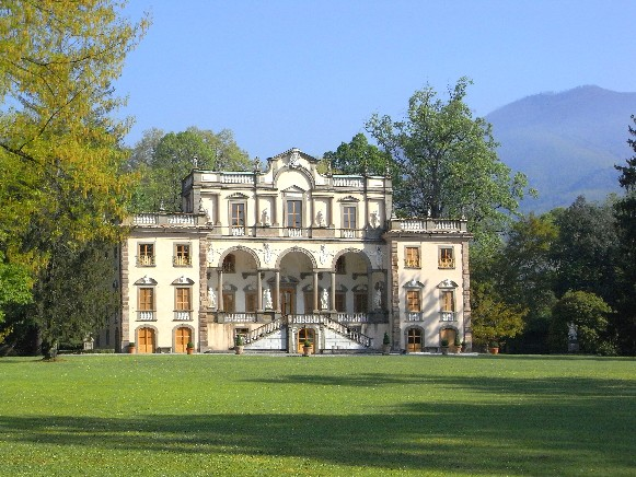 villa Mansi a Segromigno LU