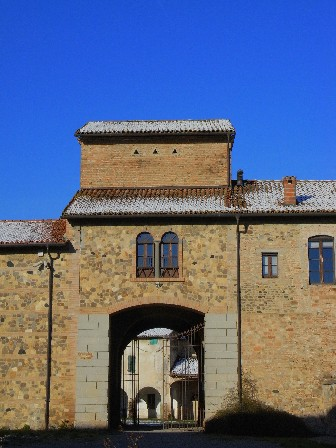 Corte Giarola, sede del Parco del Taro e dei Musei del Pomodoro e della Pasta