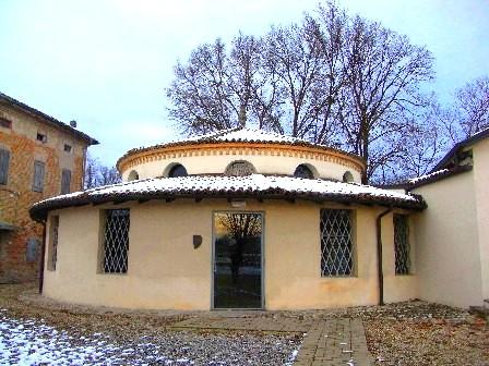 casello di Soragna (RE), Museo del parmigiano